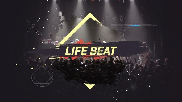 Videohive Life Beat 20092975