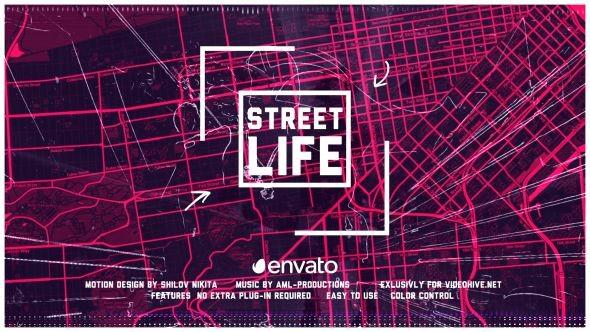 Videohive Street Life 19572204