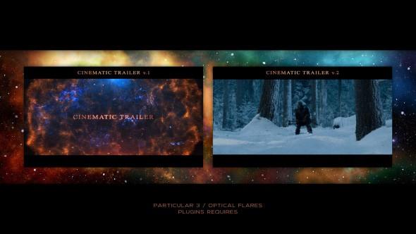 Videohive Cinematic Trailer 21269752