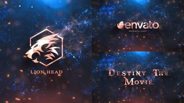Videohive Cinematic Logo 21384559