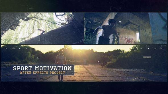 Videohive Sport Motivation 21879830