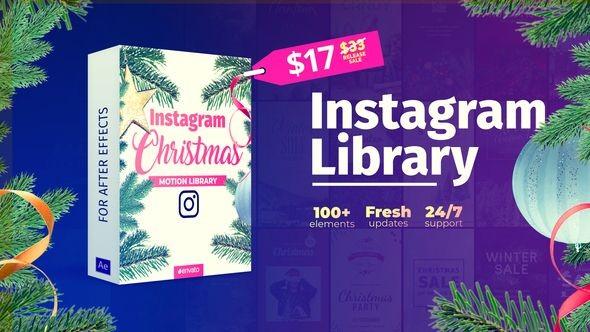Videohive Instagram Stories 23020693