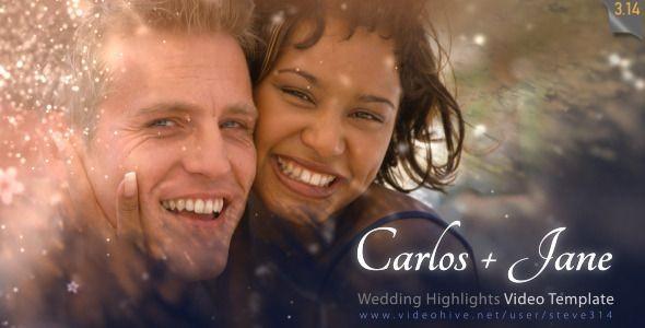 Videohive Wedding Highlights - Video Template 6679531 - Last Update June 18