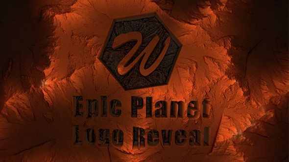 Videohive Epic Planet Logo Reveal 15020175