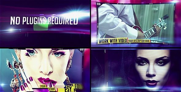Videohive Videohive Promote Your Event v2 6483199