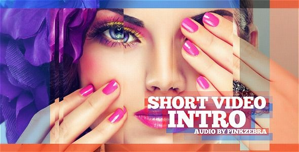Videohive Videohive Short Video Intro 7654056