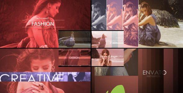 Videohive Soft Slide Show 7393168