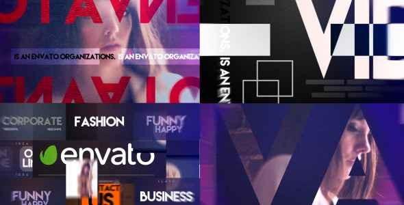 Videohive Logo Intro 9610335