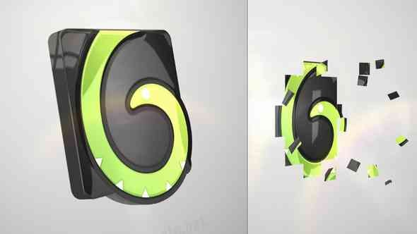 Videohive Clean Logo Reveal 22861651