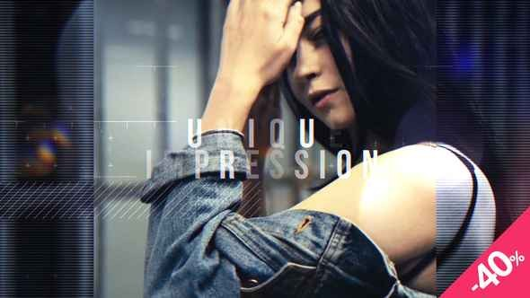 Videohive Urban Fashion 23112860