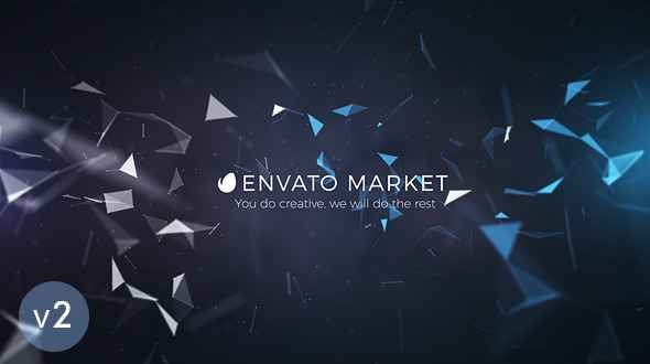 Videohive Atmospheric Logo Opener 13346230