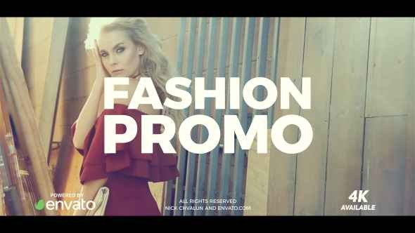 Videohive Fashion Promo 21469243