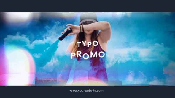 Videohive Modern Typography Promo 20650295
