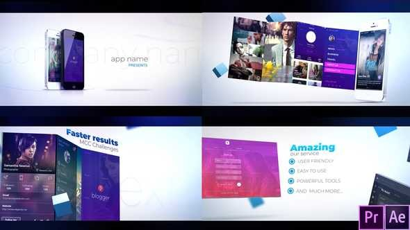 Videohive Promotion App 23124959