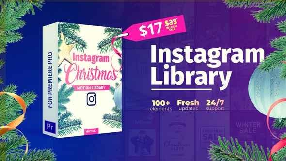 Videohive Instagram Stories 23036956