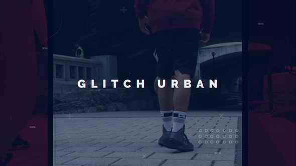 Videohive Urban Glitch 23174474