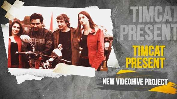 Videohive Grunge Opener 21959177
