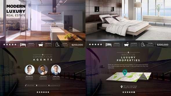 Videohive Modern Real Estate 22256587