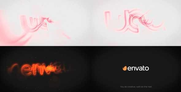 Videohive Silhouette Reveal - A Quick Clean Logo Sting 7840029
