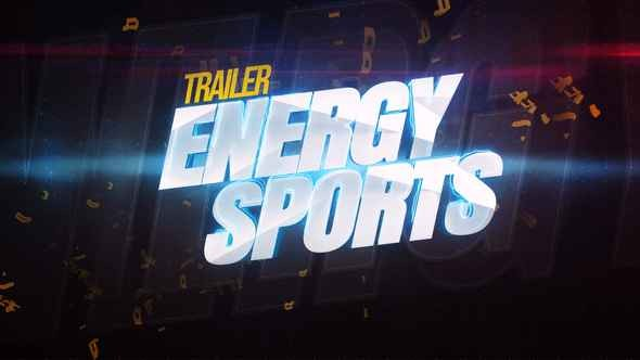 Videohive Energy Sports Promo 22968516