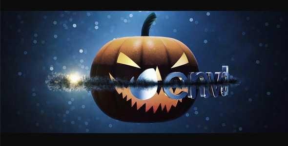 Videohive Halloween Logo 18078022