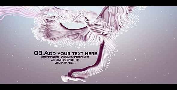 Videohive Romantic Intro Texts 3124190