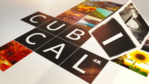 Videohive Cubical Photo 22679822