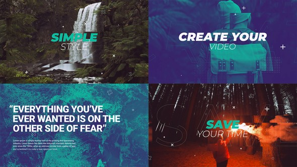 Videohive Fast Dynamic Opener 23211553