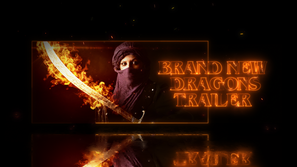Videohive Dragons Trailer22443761