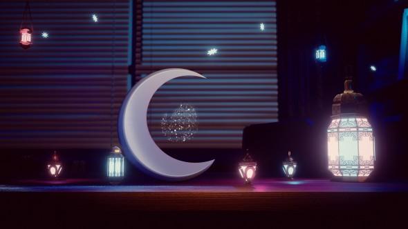 Videohive Elegant Ramadan Logo 19442539