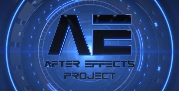 Videohive Hi-Tech Futuristic Logo 12271145