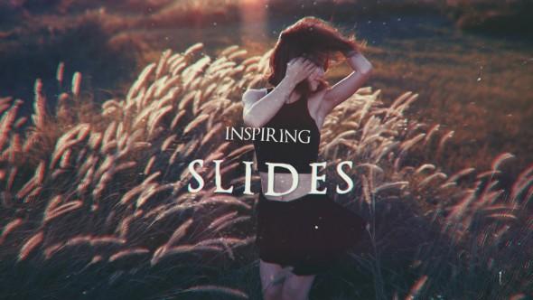 Videohive Inspiring Slides 16041856
