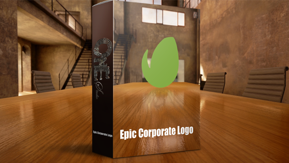 Videohive Epic Corporate Logo 18182001