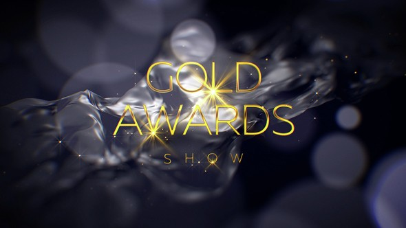 Videohive Gold Awards Show 14636599