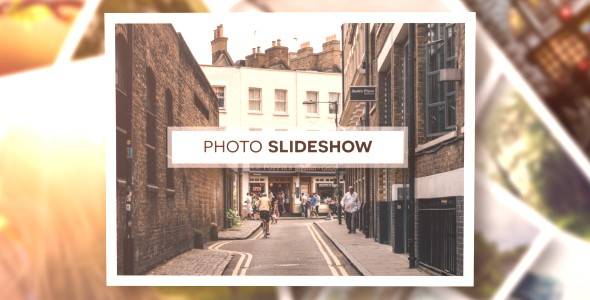 Videohive 3D Photo Slideshow 16148913