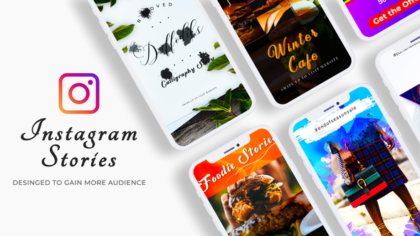 Videohive Instagram Stories V2 22703203