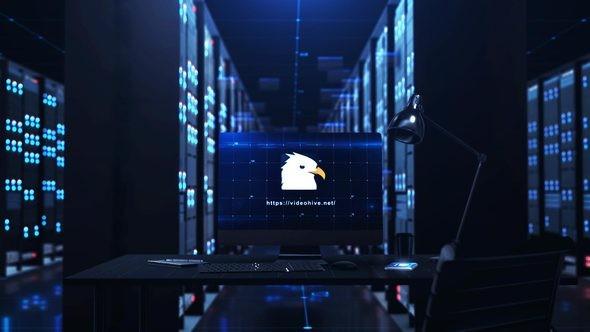 Videohive Server Reveal 23292152