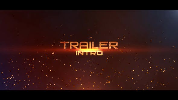 Videohive Trailer Intro 15594022