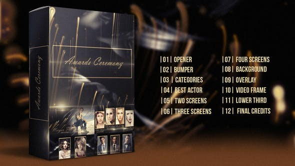 Videohive Awards Ceremony22827767