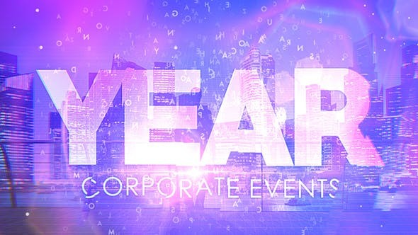 Videohive Year Corporate Events 13793546