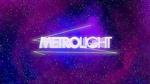 Videohive Metrolight 12491039