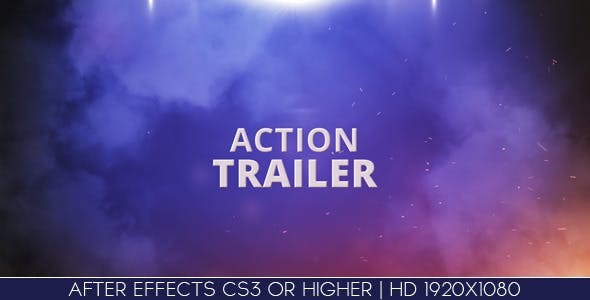Videohive Action Trailer 8540153