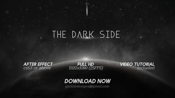Videohive The Dark Side 23309381