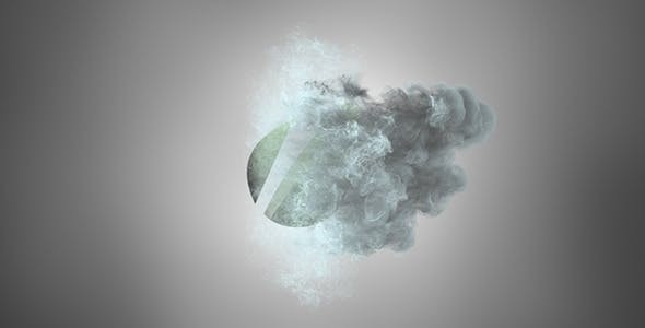 Videohive Beauty Particles Logo Reveal 4303917