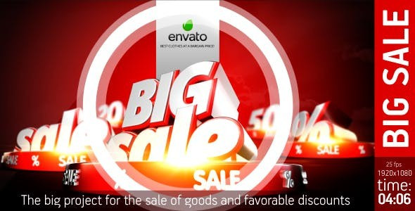 Videohive Big Sale 16976147