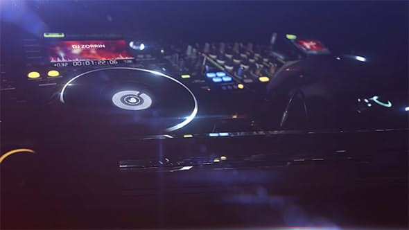 Videohive DJ // Night Club Logos 20109122