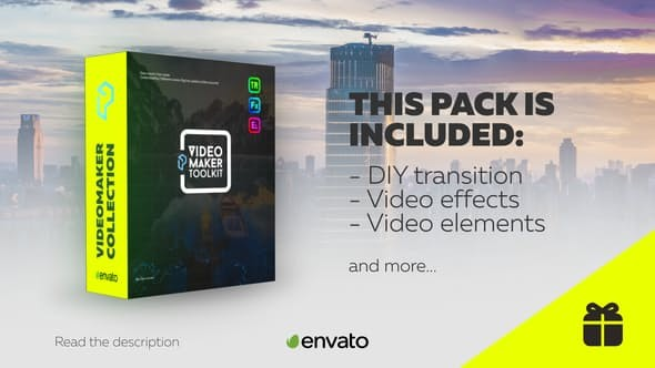 Videohive Transition Maker V1.1 22217678