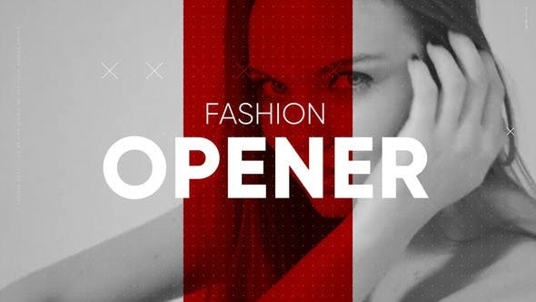Videohive Clean Fashion Opener 22286629