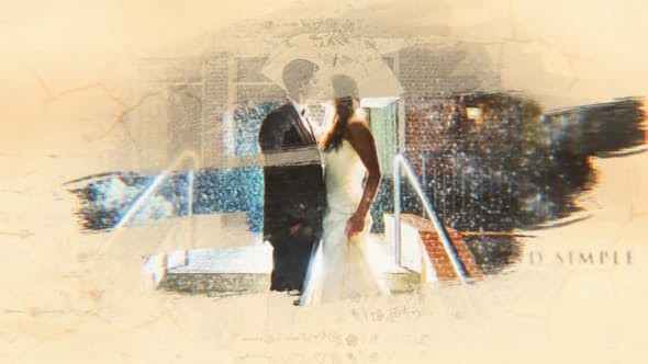 Videohive Wedding/Romantic Ink & Brush Story 20843183