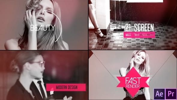 Videohive Dynamic Video Opener 23319465